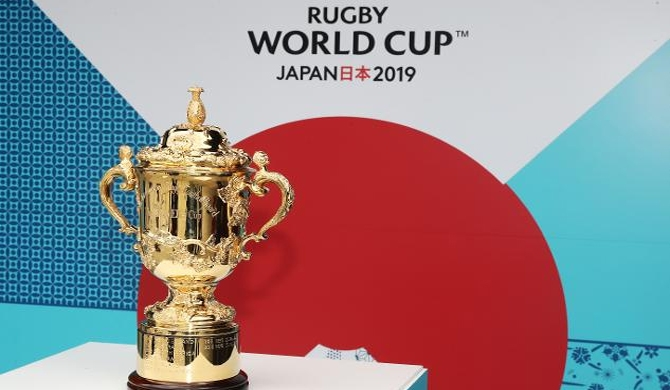 2019 Rugby World Cup : England in 'Pool of Death'