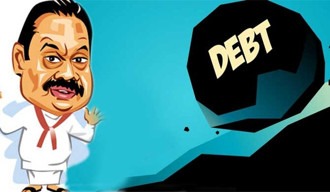 52-day Rajapaksa regime sends debt to Rs. 200 b