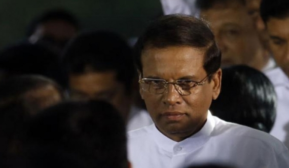 Maithri in hometown to be a wedding witness