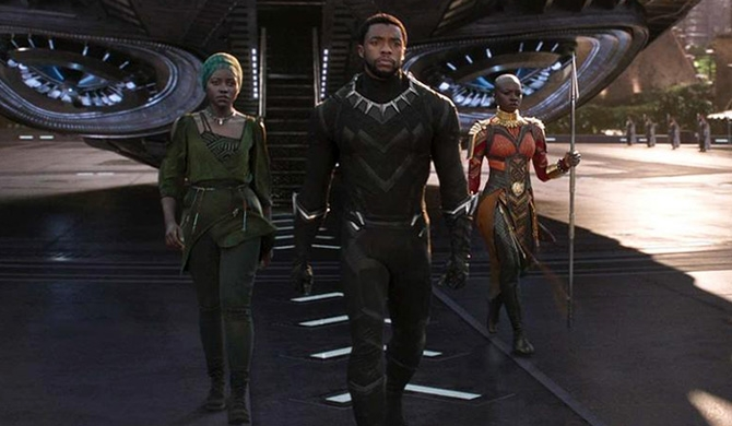 Black Panther passes $1 billion mark