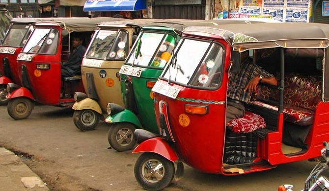 Three wheeler charges increased from tomorrow