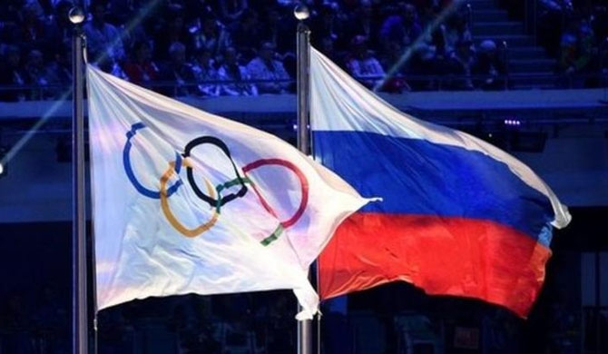 Russia gets 4-yr ban from major sporting events
