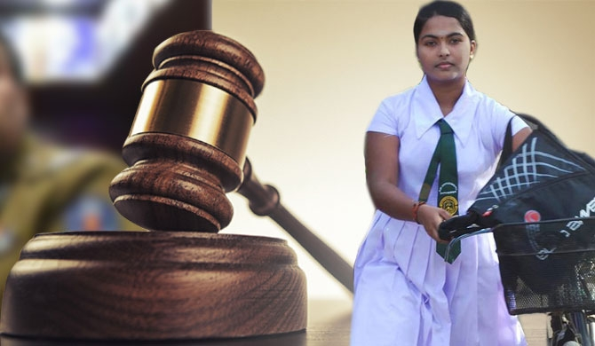 A bail condition removed for ex-DIG in Vidya case