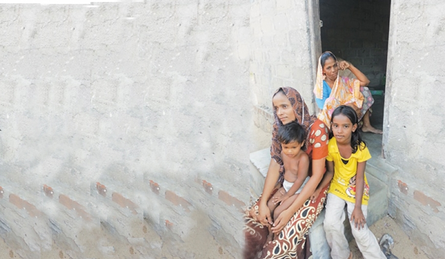 Footprints: Plight of Muslim 'child brides' in Sri Lanka