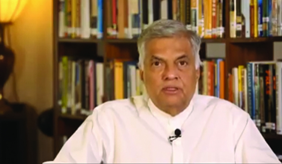 Reveal debt servicing plan - Ranil urges govt.