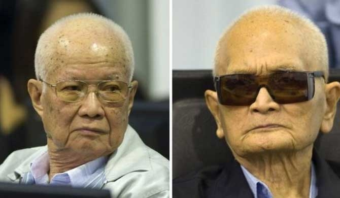 Khmer Rouge leaders guilty of genocide