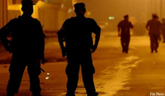 Police curfew in Chilaw