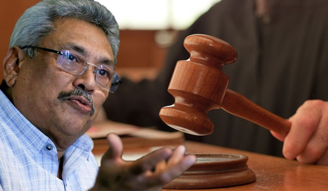 Gota's travel request fixed for Oct 3