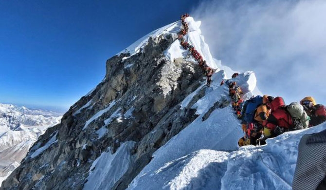 New rules for Everest climbers
