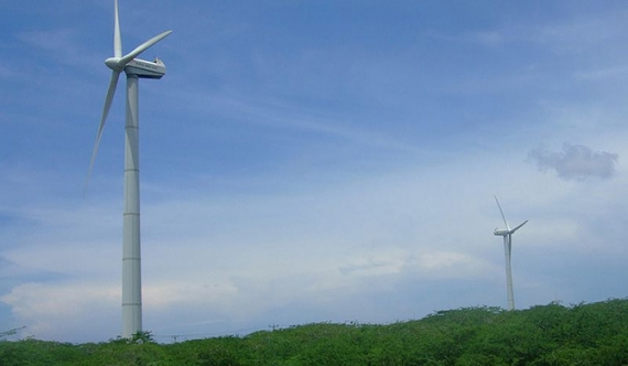 Chinese company wants wind-powered plant dismantled
