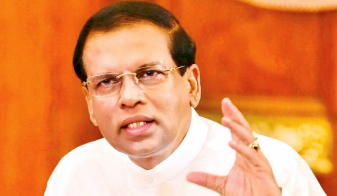 """Maithri - Ranil should discuss & take the next move"""