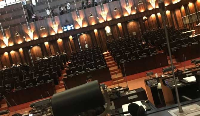 12 UNP MPs to be seated on govt. benches
