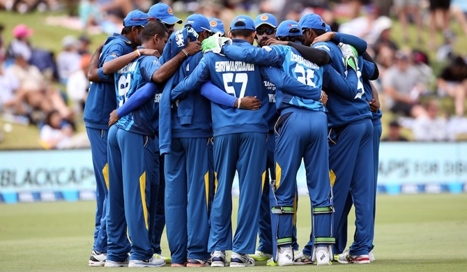 SL name squad for Zimbabwe ODI series