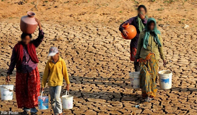 Drought affects over 700,000 in 18 districts