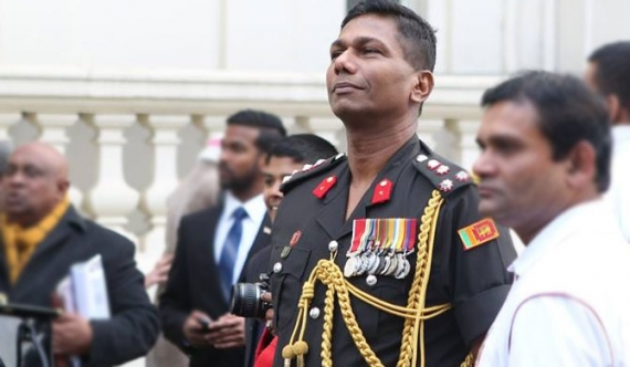 Sri Lankan brigadier found guilty by UK court