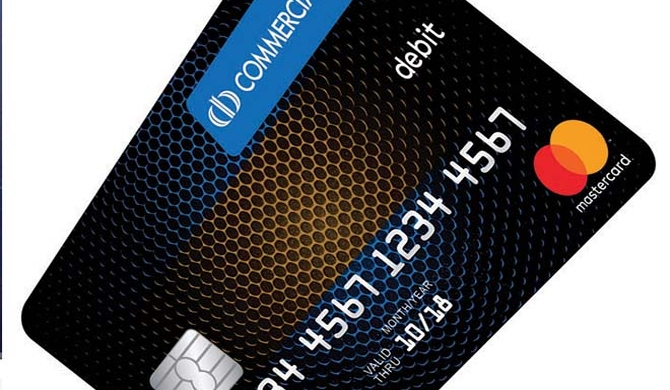 Sri Lanka's first chip & PIN debit card from Com Bank