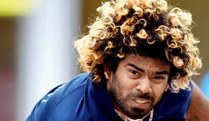 Malinga on the brink of 2 career milestones