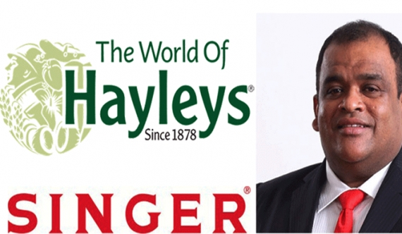 Hayleys group in historic acquisition of Singer Sri Lanka for Rs. 10.9 bn
