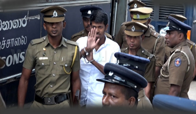 8 including Amith Weerasinghe remanded again