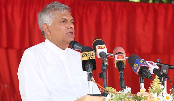 Ranil resolute to ride over global economic crisis impact on SL