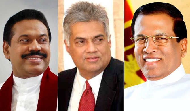 A caretaker govt. if Maithri's term is six years?