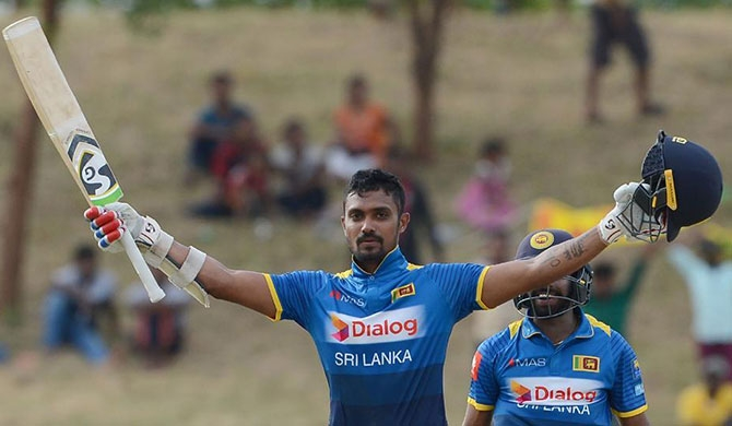 Sri Lanka thrash Zimbabwe by eight wickets, lead ODI series 2-1
