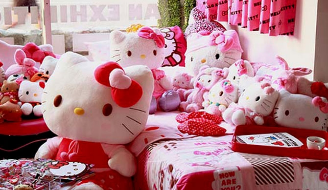 Hello Kitty to go to Hollywood