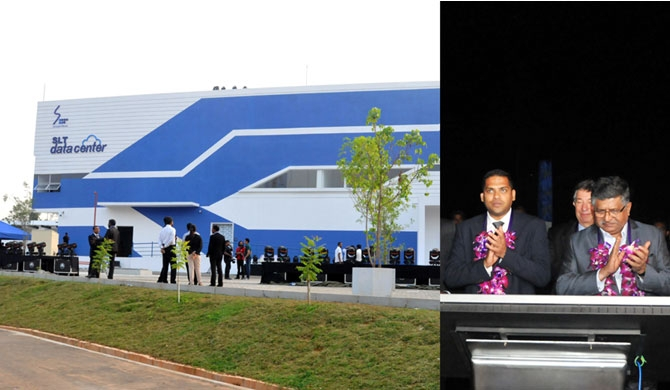 SLT launches state-of-the-art Tier 3 National Data Center