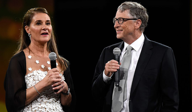Bill & Melinda Gates announce divorce