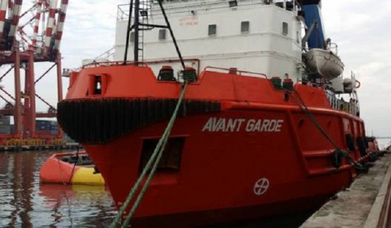 Court orders release of Avant Garde ship