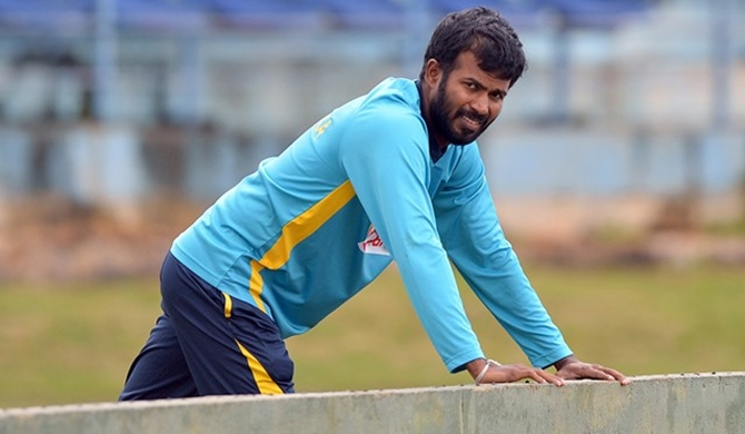 'Luck has abandoned us' - Tharanga