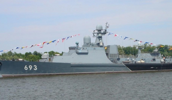 Russian ship specially made for SL!