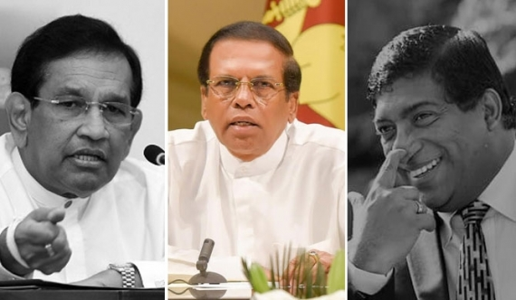 Prominent UNP Ministers mediate in getting President to attend Cabinet meeting