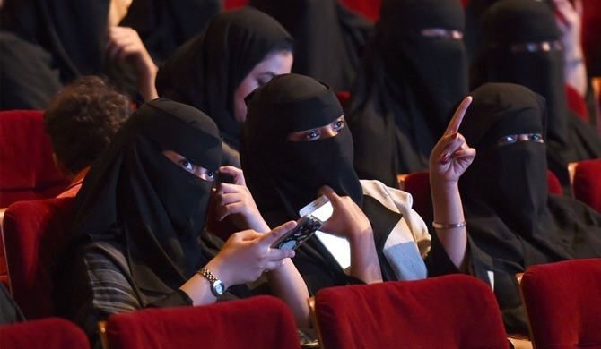 'Born a King' to mark opening of Saudi Arabia cinemas