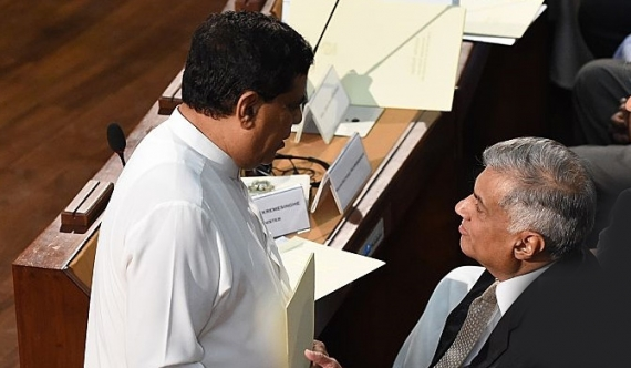 SLFP notifies PM of their stand