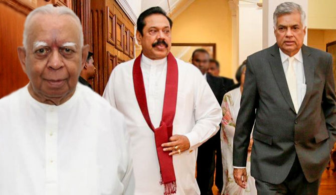 ''Preparation to divide the country into nine semi-independent federal provinces'' – says Mahinda