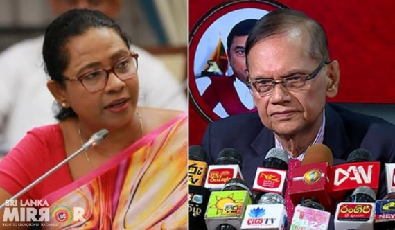G.L. Peiris tested negative ; Pavithra treated in Hikkaduwa