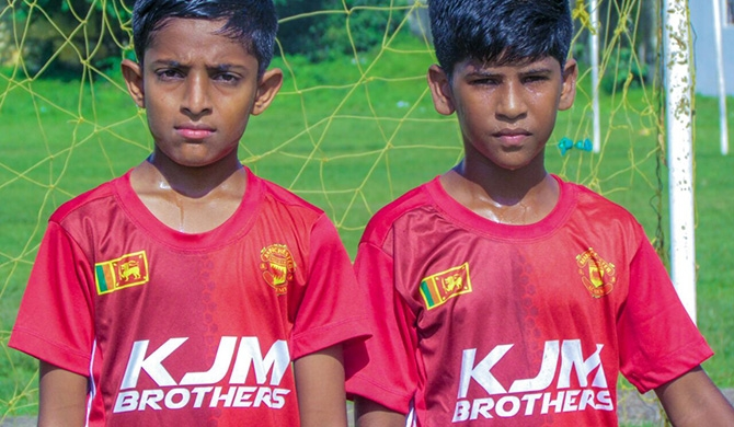 2 youngsters from SL to attend global F4F programme in Russia
