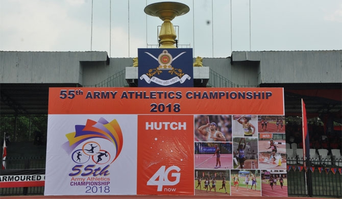 HUTCH powers Army Athletics C'ship again