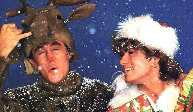 Wham!'s Last Christmas hits No. 1 for first time