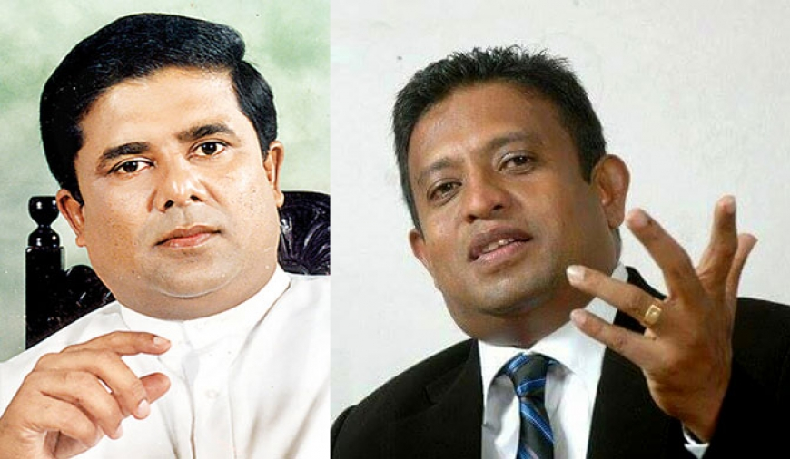 Chandima opposes Vajira's view