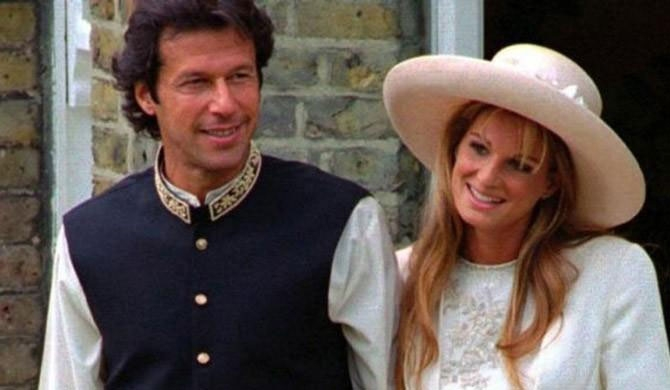 Imran's ex-wife reveals next challenge