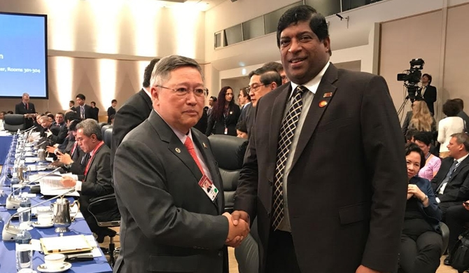 Philippines to support SL's sustainable development