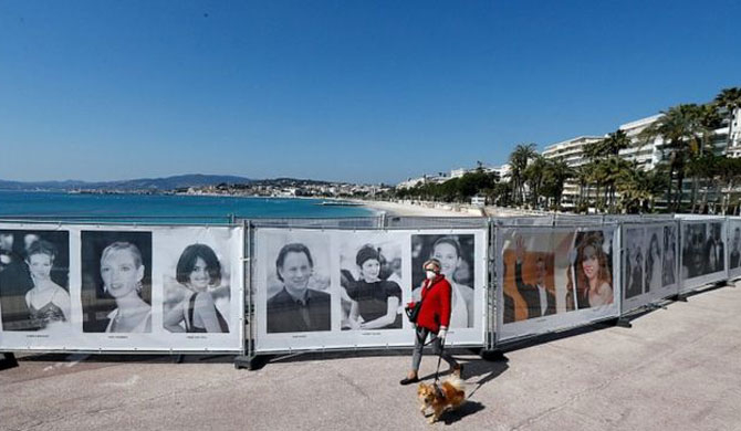 "Cannes film fest not possible in ""original form"""