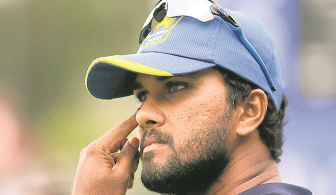 Chandimal appeals against ball-tampering suspension
