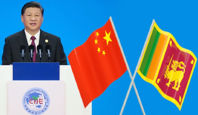 """China has become largest official development partner of SL"""