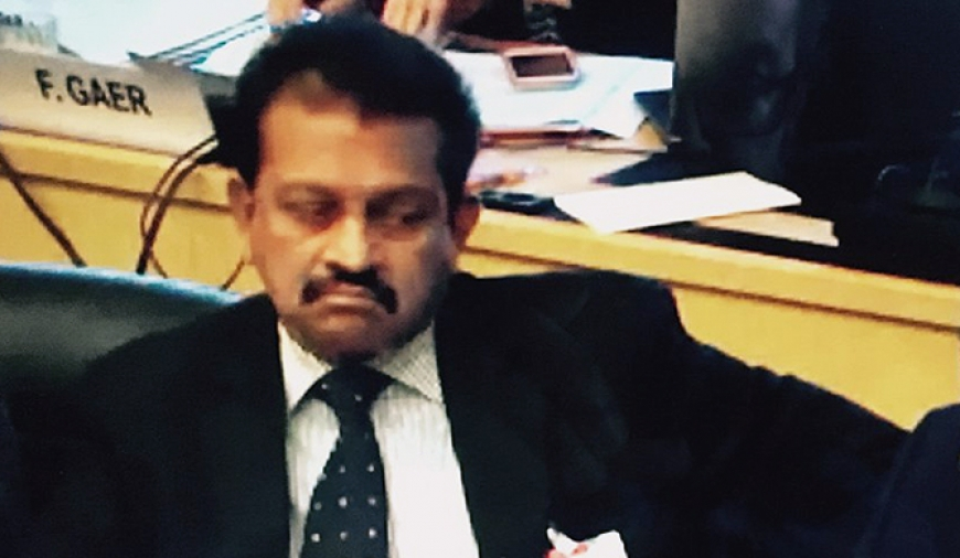 Sri Lankan official dodges UN questions over alleged torture