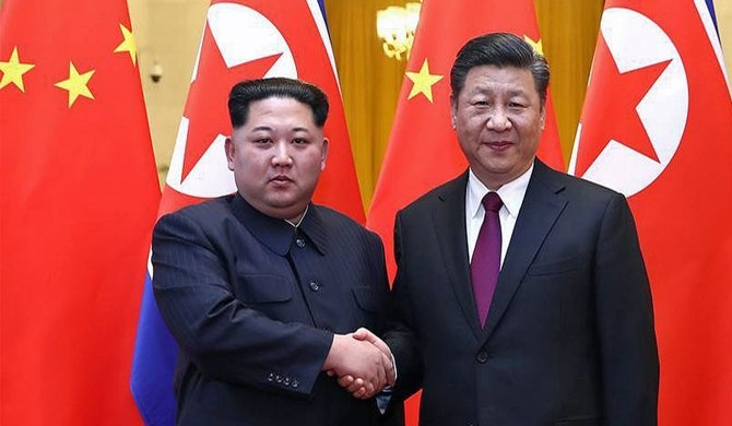 Kim Jong-un's China visit confirmed