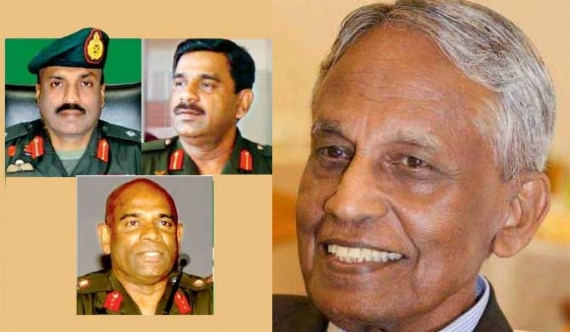 President's Secretary, Army Commander to assume duties on Tuesday