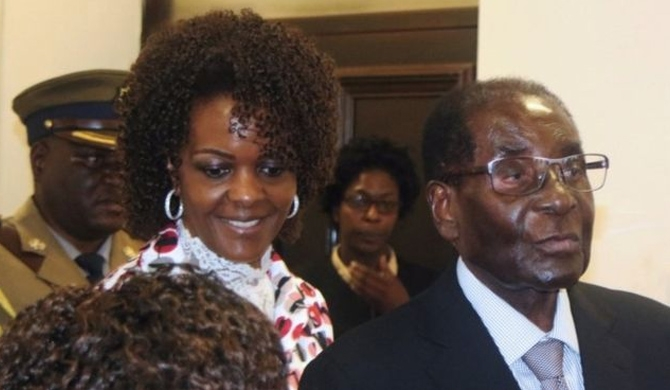 Mugabe could stand even as corpse - wife